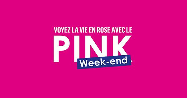 pink week-end boursorma banque