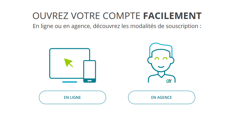 ouvrir compte eko by credit agricole