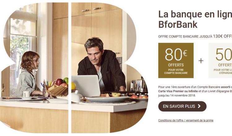 bforbank nouvelle offre