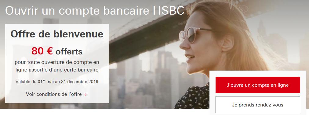 HSBC bonus 80