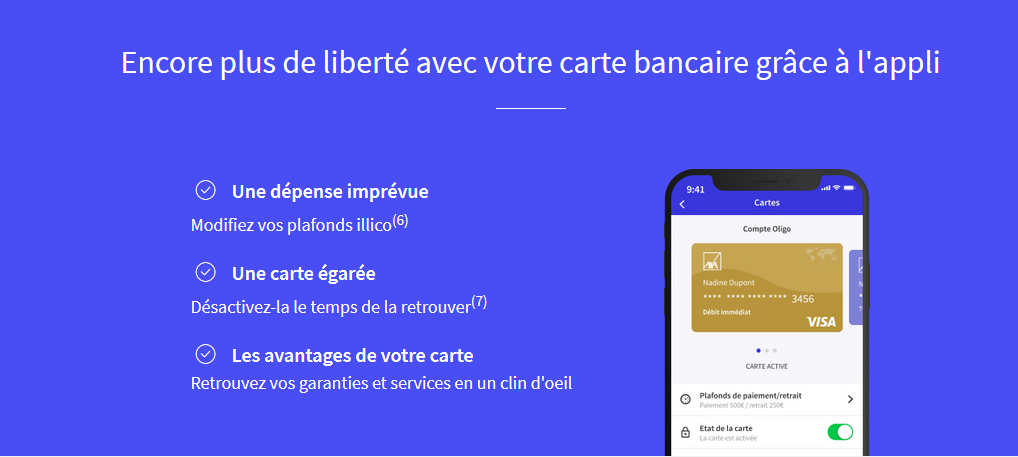 axa banque application